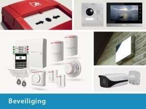 Epivan Beveiliging, alarmsystemen, camerabewaking, toegangscontrole