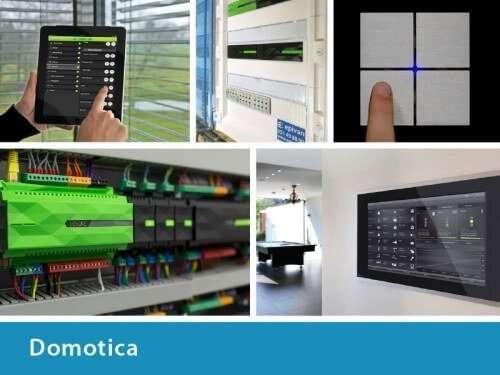 Domotica Loxone en KNX huis automatisatie