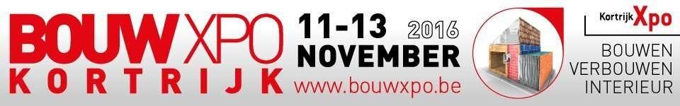 BouwXpo 2016 Epivan BVBA